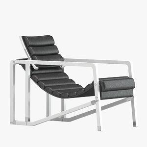 chair 44 3D