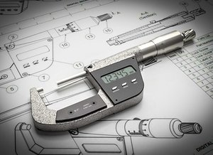 3D digital micrometer