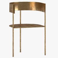 3D chair 103