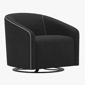3D chair 113 model