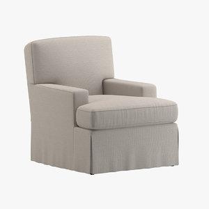 chair 114 3D model