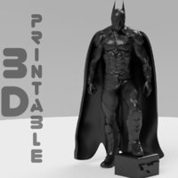 dark knight batman 3D model