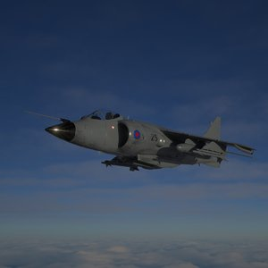 3D harrier sea frs1