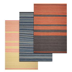 set rugs 3D model