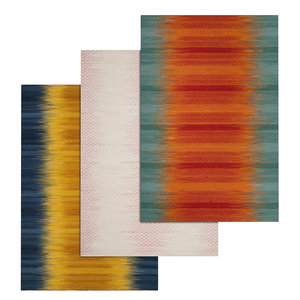 3D model set rugs