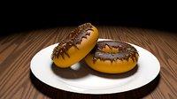 donut basic 3D model