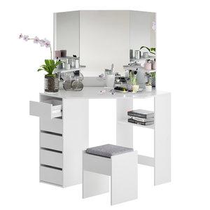 3D model makeup dressing corner table