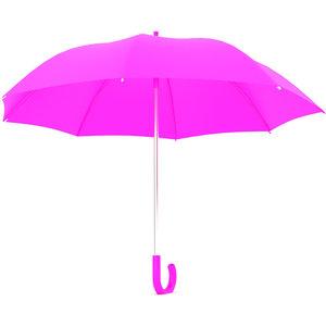 umbrella classic open 3D