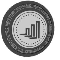3D model idex black coin