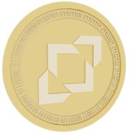 incent gold coin model