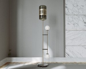 lizak floor lamp 3D