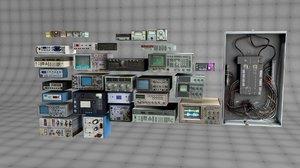 vintage electronics model