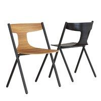quadra chair 3D model