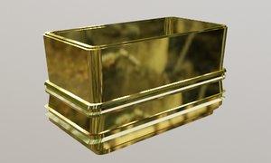3D goldbucket model