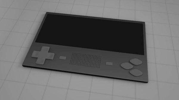 generic pad 3D model