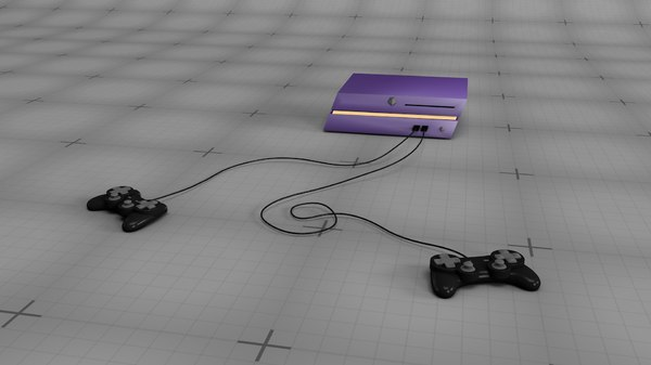 3D model generic controls