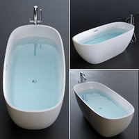 GALASSIA MEG11 Bathtub art. 7320