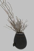 vase stick model