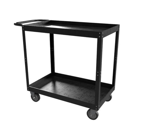 Dark steel Cart