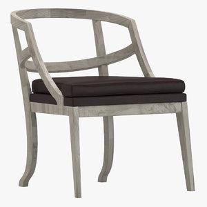 chair 123 3D model