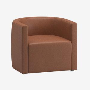chair 126 3D model