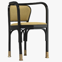 3D chair 128 model