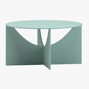 3D charlotte coffee table model