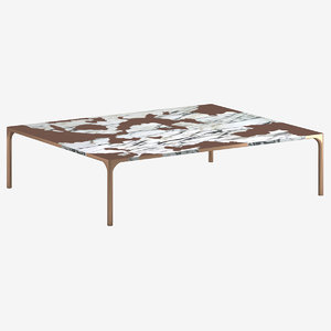 3D model chilean studio gt2p coffee table
