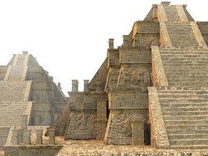3D piramide 16k