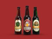 Customizable Beer Bottles