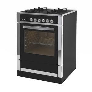 3D cooker