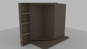 closet 3D