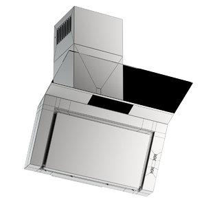 cooker hood 3D model