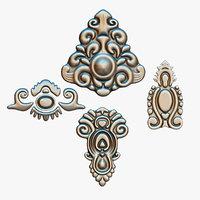 ornaments 3D