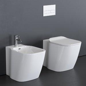 essence-c toilet bidet 3D