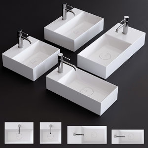 3D spy washbasin ceramic