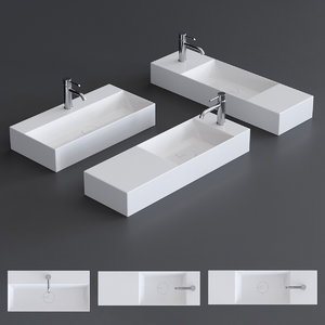 spy washbasin ceramic model