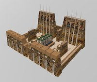 Karnak Temple ( Egypt )