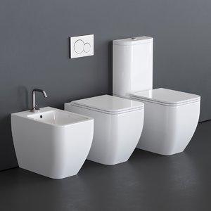 teorema 2 0 toilet 3D