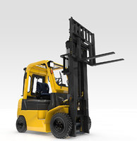 Forklift Animated