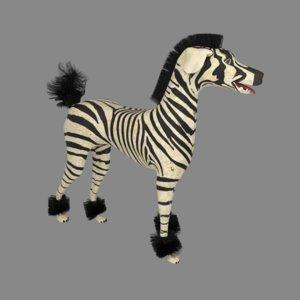 3D model poodle zeoodle