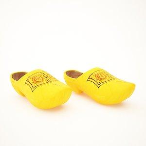 dutch clogging shoe model