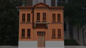 turkish house 3D model