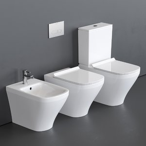 toilet durastyle bidet model