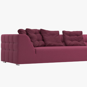 3D didier gomez sofa model