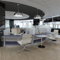 Bank 2 3D model