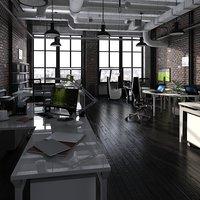 3D office 3