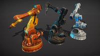 Industrial machine 2