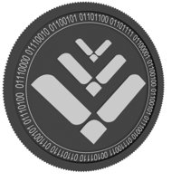 lto black coin 3D