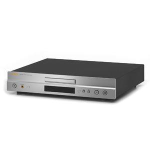 dvd 3D model